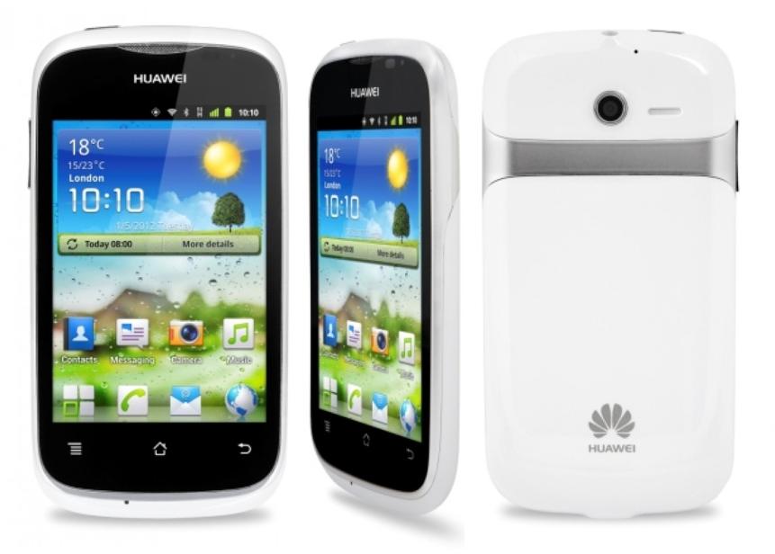 Huawei Ascend Y210 mtel