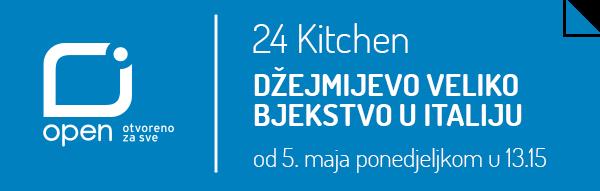 džejmijevo veliko bjekstvo u italiju 24 kitchen