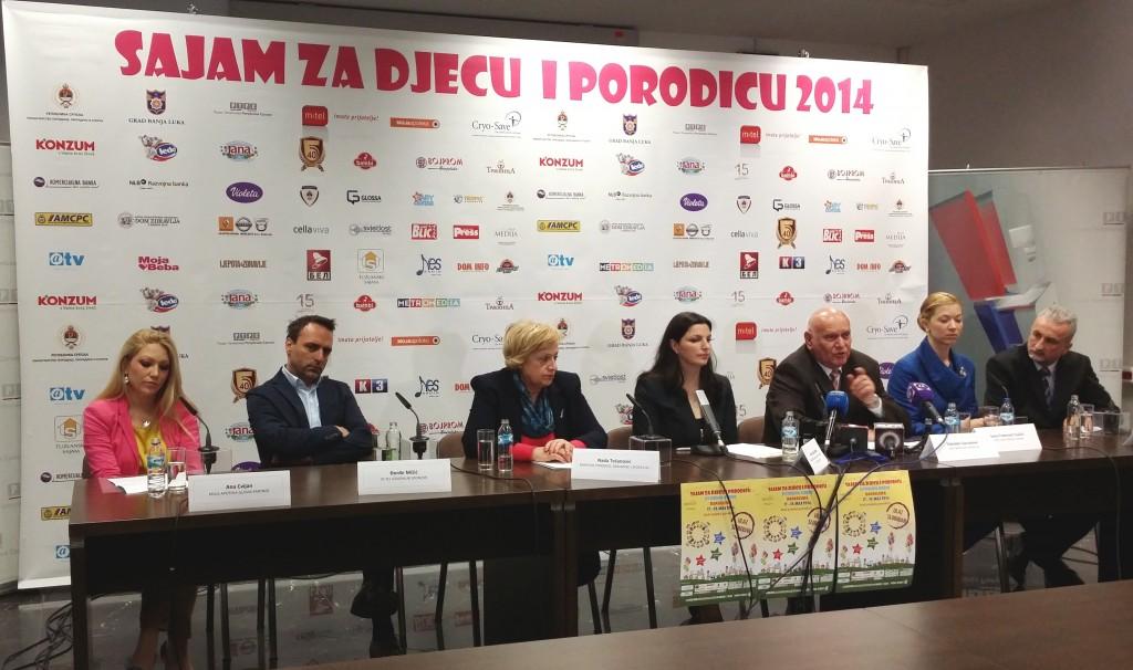 Sajam za djecu i porodicu Banja Luka