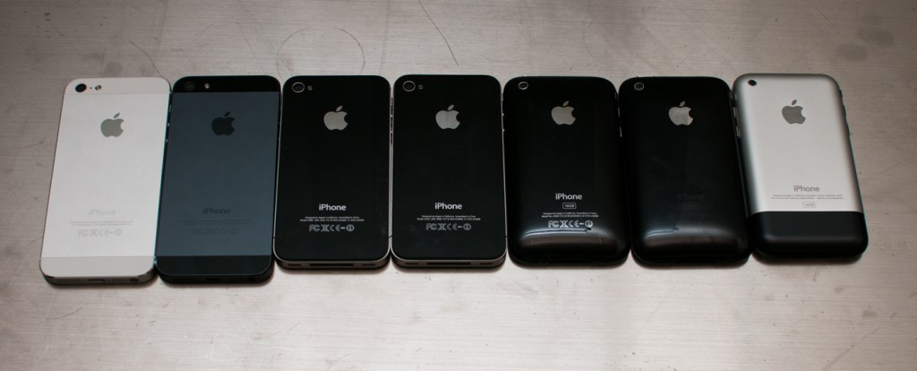 iphone sve generacije