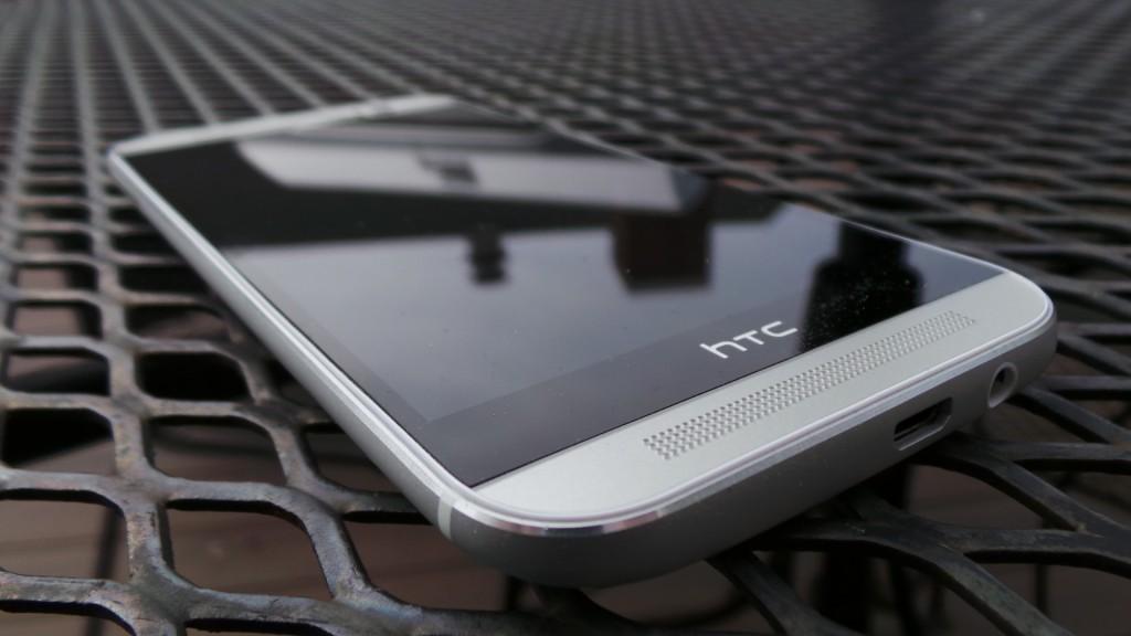HTC One M8 dizajn