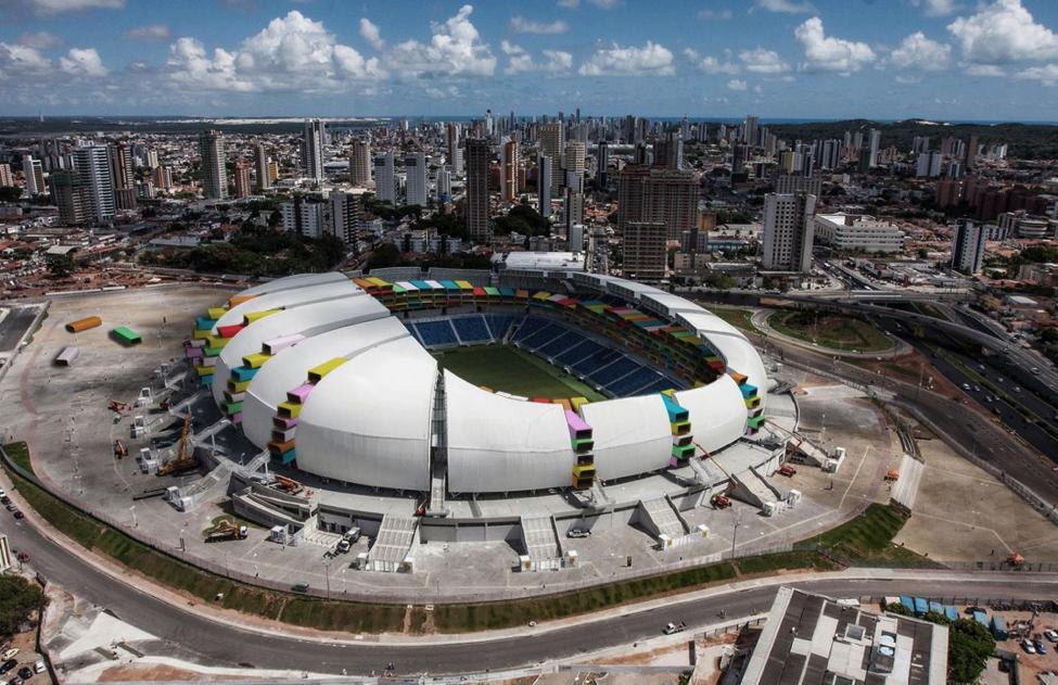 brazilski stadion