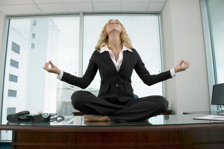 vježbe u kancelariji