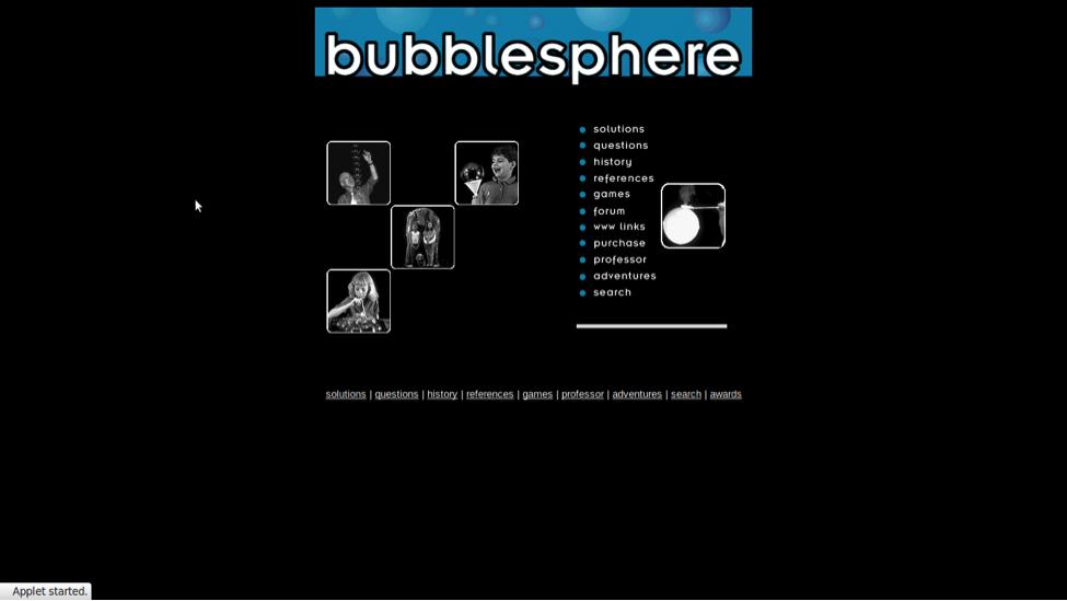 Bubblesphere
