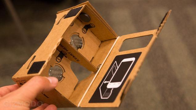 cardboard stvarnost