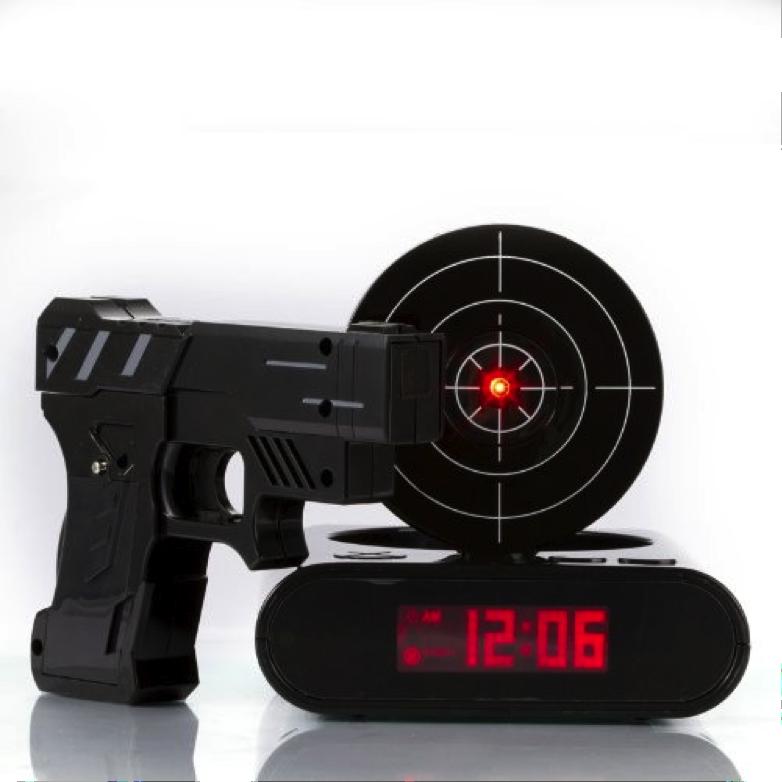 pištolj budilnik