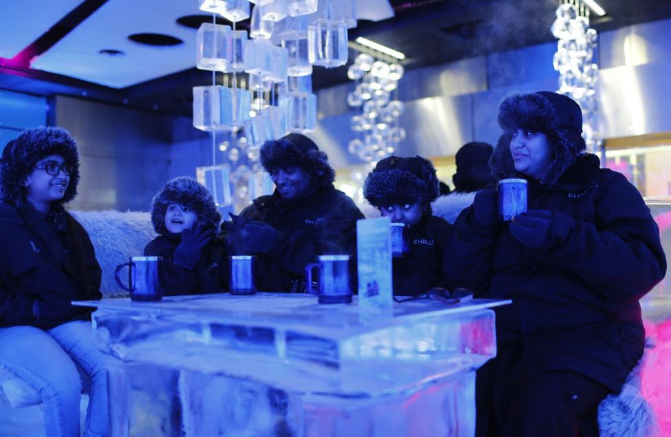 6 Ice Lounge