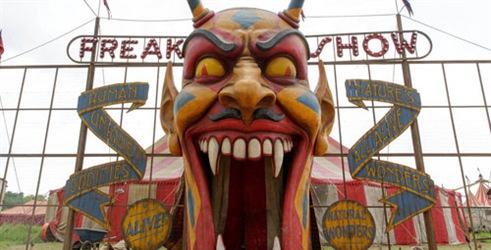 FoX cirkus nakaza