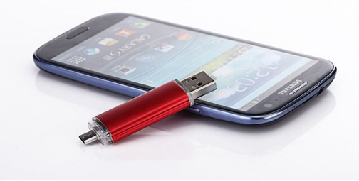 USB stick na android