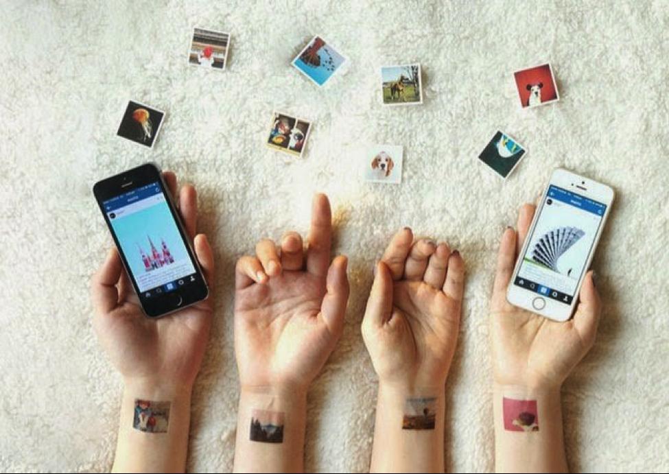 aplikacija za tetoviranje