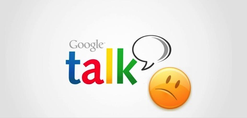 google talk se gasi