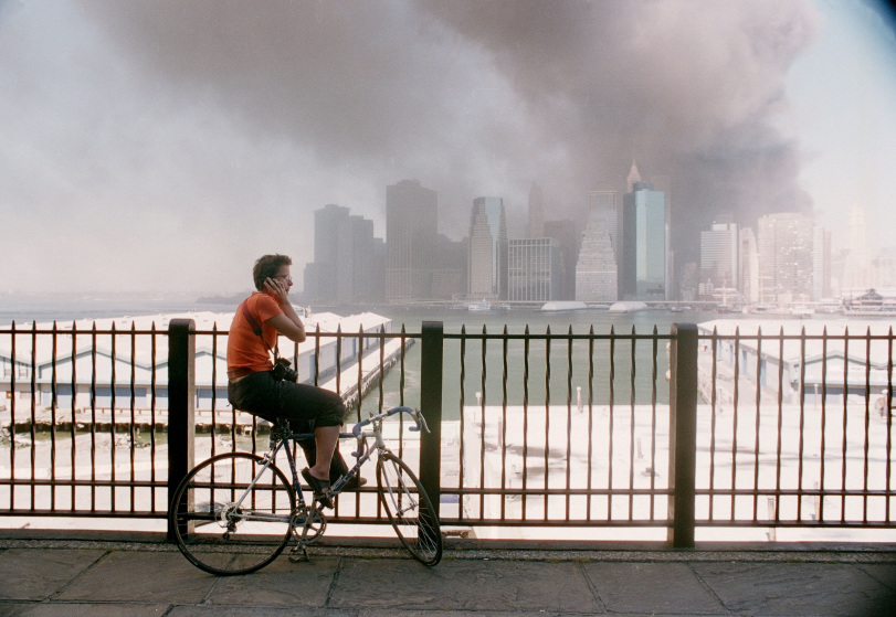 World Trade Center Terrorist Attack.