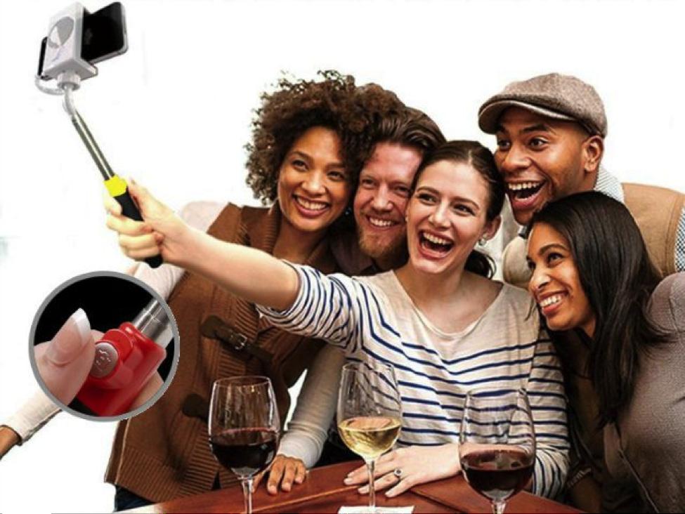 selfie sa stapom