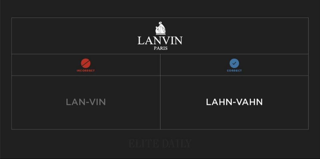 11 Lanvin