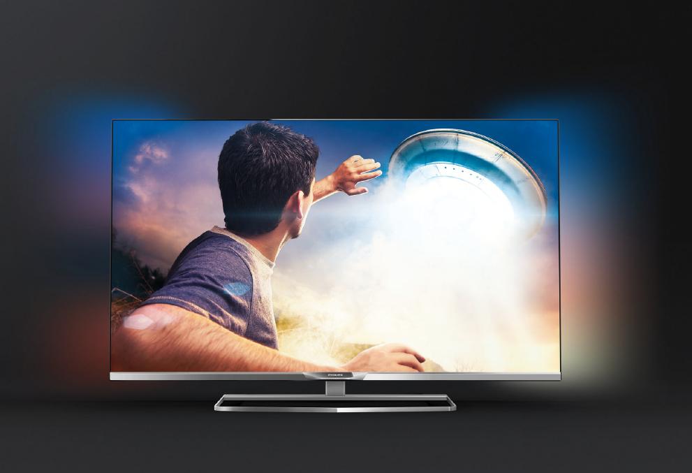 3D TV Philips