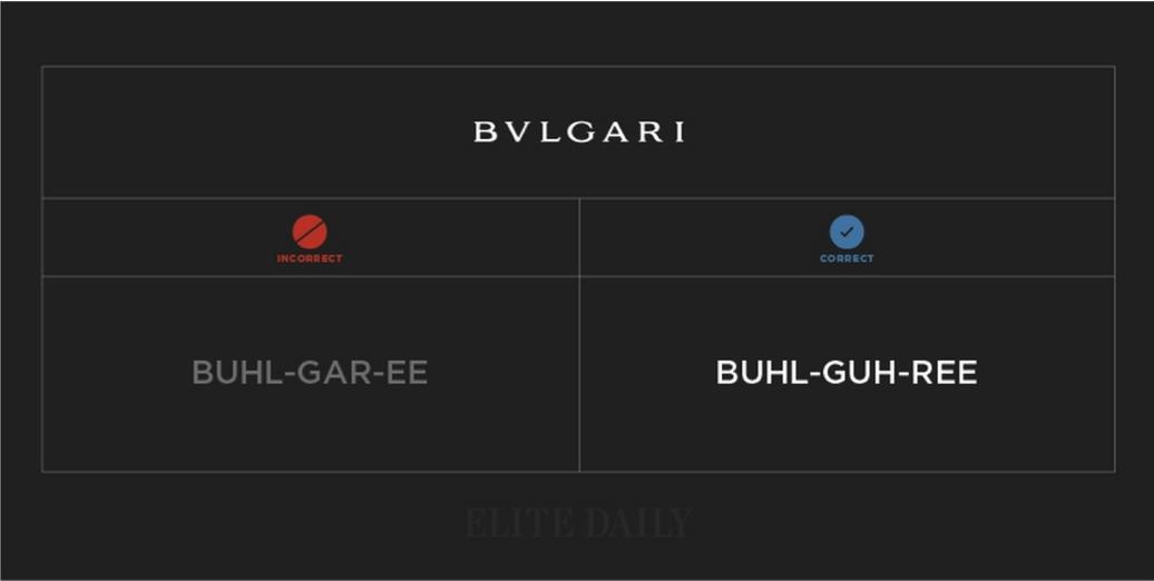 4 Bulgari