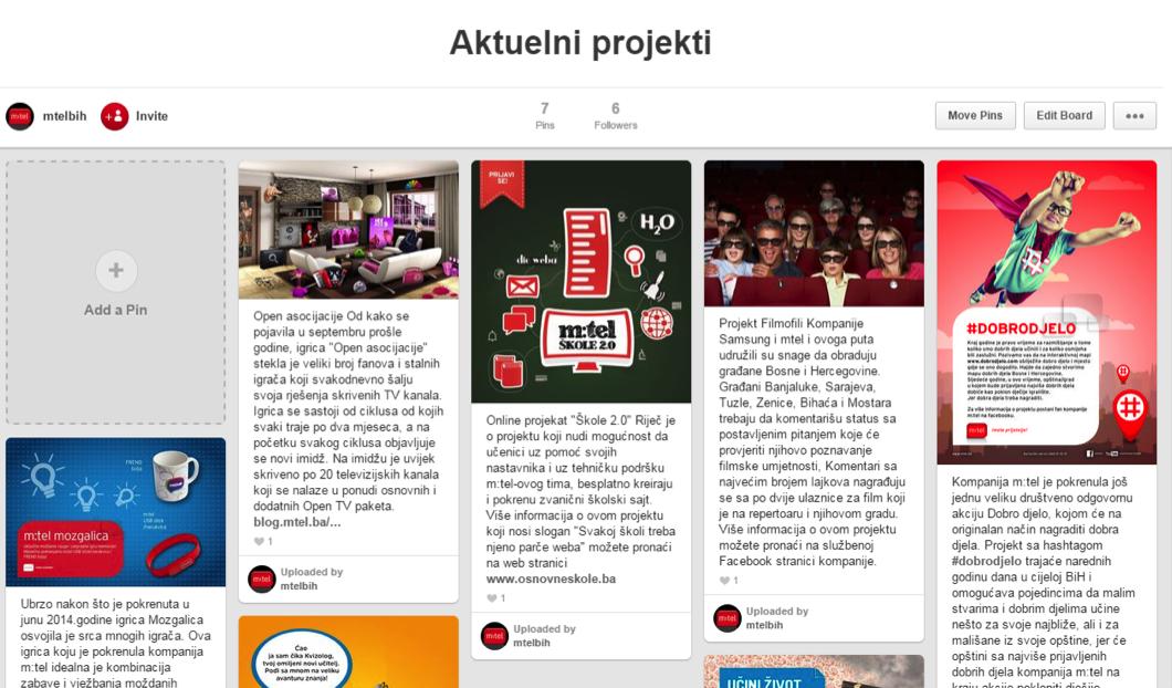 Aktuelni projekti