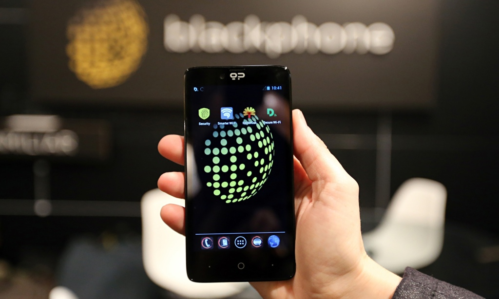 The Blackphone