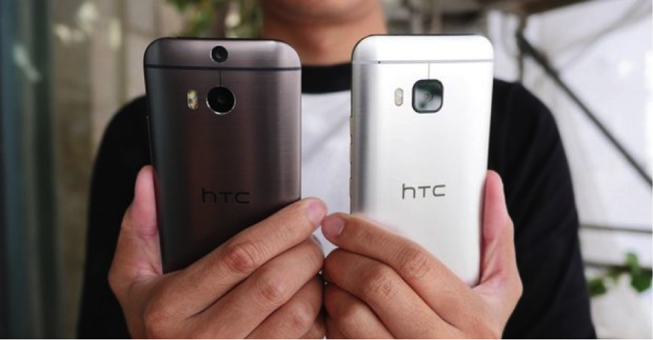 HTC One M9 vs One M8