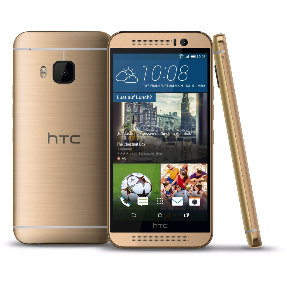 HTC One M9 vs One M8 2