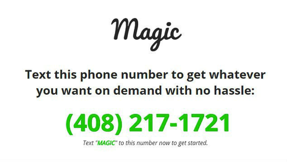 Magic servis
