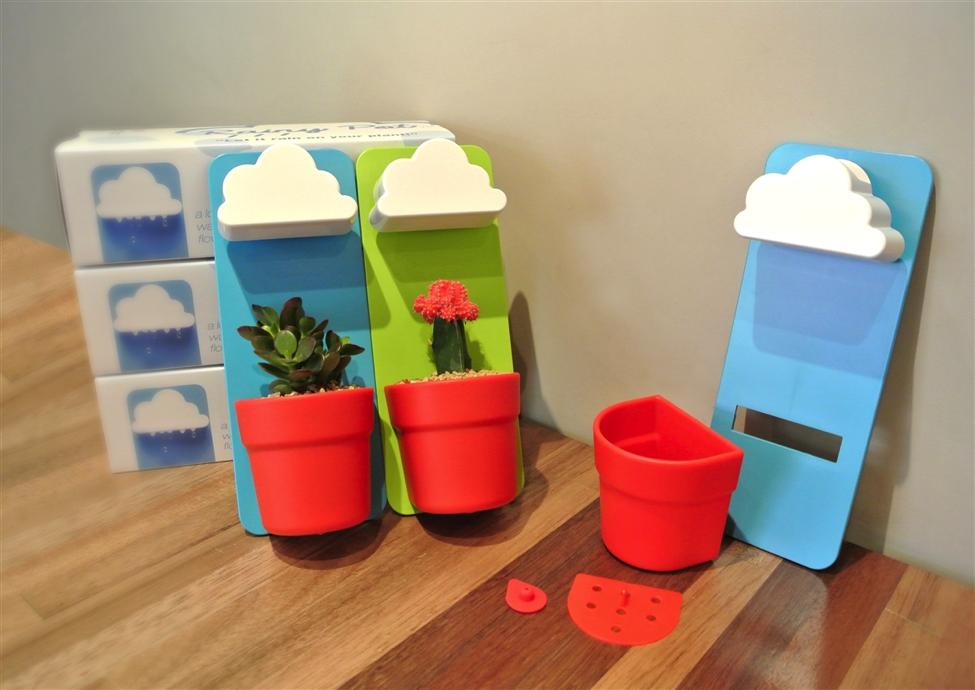 Rainy pot 2