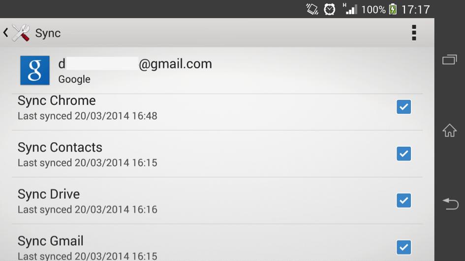 gmail dupli kontakti