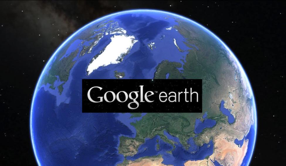 google earth put oko svijeta