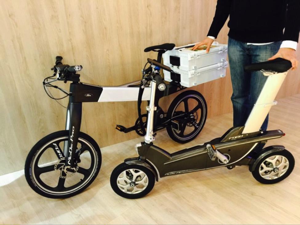 pametni bicikl