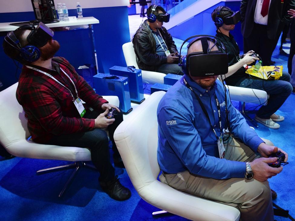 svijetu virtuelne realnosti