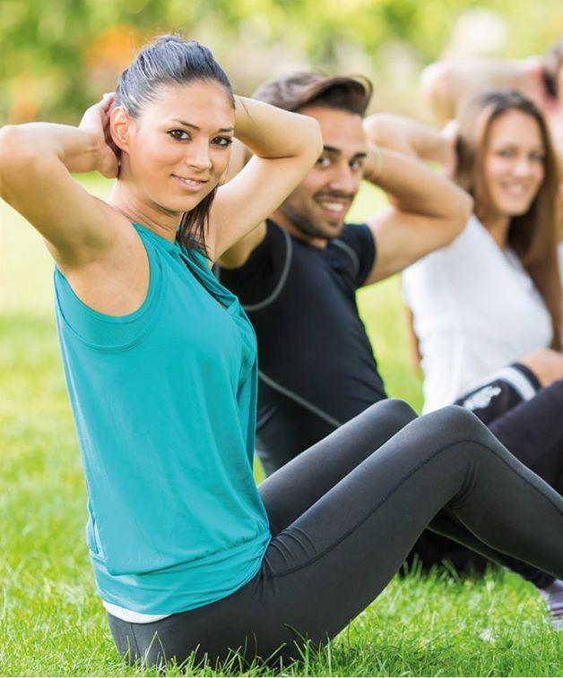 Fitnesom do zdravlja