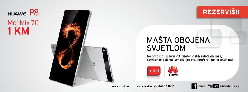 Mtel_rezervisi svoj Huawei P8