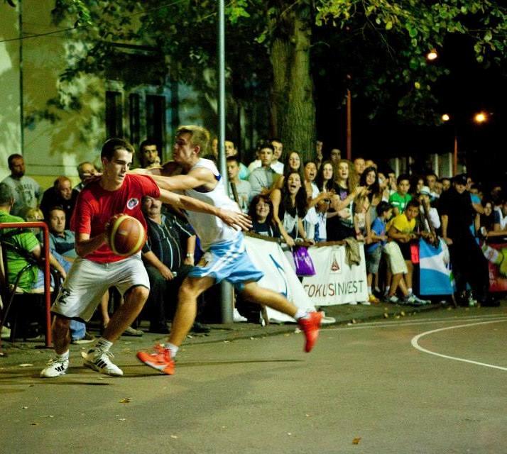 ulični basket1