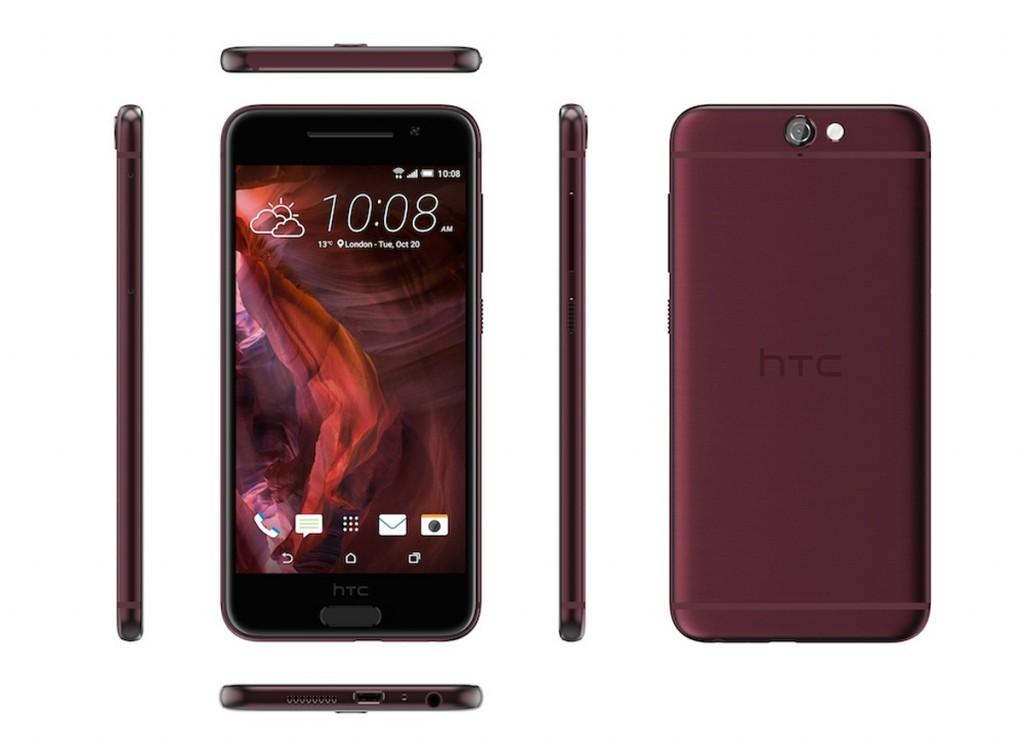 HTC One A9_6V_DeepGarnet