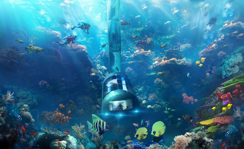 Planet Ocean (Small)