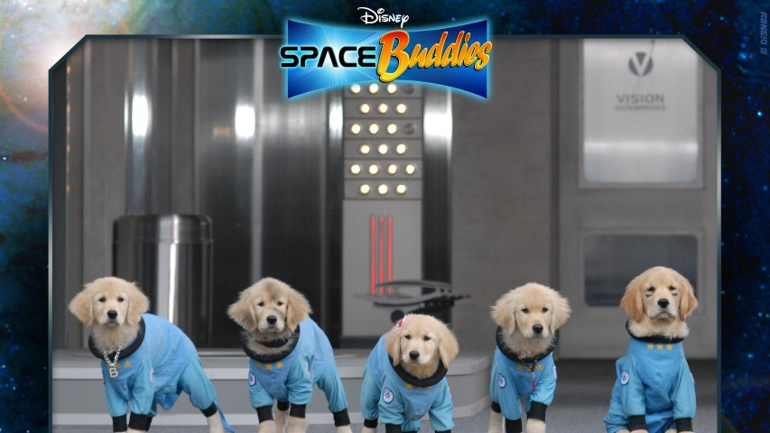 Space Buddies (Small)